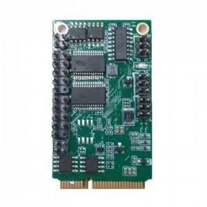 Mini PCIE转串口模块